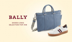BALLY SHOES  & BAG SELECTION FOR HIM(バリー)のセールをチェック