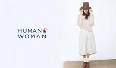 仮HUMAN WOMAN -2018 AUTUMN SEASON-(ヒューマンウーマン)のセールをチェック