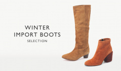 WINTER IMPORT BOOTS SELECTIONのセールをチェック