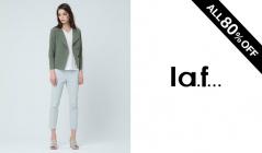LA.F... TALL&LARGE -ALL80%OFF-(ラ・エフ)のセールをチェック