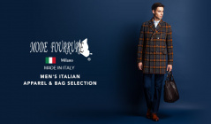 MODE FOURRURE MEN'S ITALIAN APPAREL&BAG SELECTION(モードフルーレ)のセールをチェック