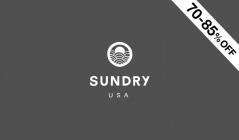 SUNDRY(サンドリー)のセールをチェック