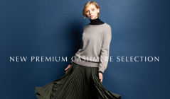 NEW PREMIUM CASHMERE SELECTIONのセールをチェック