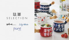 plune./pure/Lilly White  -琺瑯SELECTION-のセールをチェック