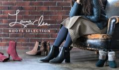 LAUNA LEA  -ブーツセレクション-(ラウナレア)のセールをチェック