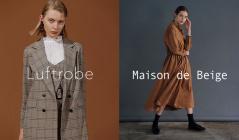 LUFTROBE/MAISON DE BEIGE(ルフトローブ)のセールをチェック