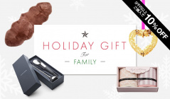 HOLIDAY GIFT FOR FAMILYのセールをチェック