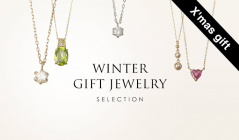 WINTER  GIFT JEWELRY SELECTIONのセールをチェック