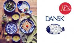DANSK -アラベスクスモールフィッシュプラター(ダンスク)のセールをチェック
