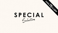 SPECIAL SELECTIONのセールをチェック