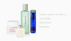 SANTA MARIA NOVELLA /CLINIQUE/GUERLAIN/CLARINS(クラランス)のセールをチェック