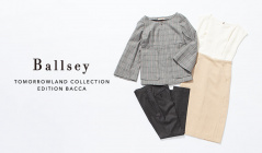 BALLSEY TOMORROWLAND COLLECTION EDITION BACCAのセールをチェック
