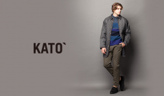 KATO'(カトー)のセールをチェック