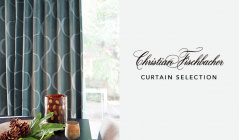 CHRISTIAN FISCHBACHER -Curtain Selection-(クリスチャン・フィッシュバッハ)のセールをチェック