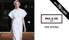 PAUL & JOE -PRE SPRING-(ポールアンドジョー)のセールをチェック