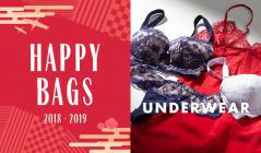 HAPPY BAG -UNDERWEAR-のセールをチェック