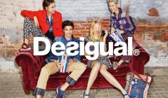 DESIGUAL WOMEN MEN(デシグアル)のセールをチェック