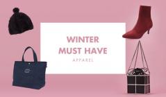 WINTER MUST HAVE  -APPAREL-のセールをチェック