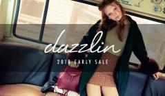 DAZZLIN -2018 EARLY SALE-(ダズリン)のセールをチェック