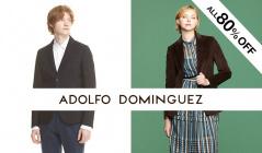 ADOLFO DOMINGUEZ -ALL80%OFF-(アドルフォ・ドミンゲス)のセールをチェック