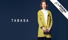 TABASA -EARLY SPRING ITEM-(タバサ)のセールをチェック