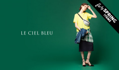 LE CIEL BLEU -EARLY SPRING COLLECTION-(ルシェルブルー)のセールをチェック