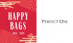 HAPPY BAG_PERFECT ONE(パーフェクトワン)のセールをチェック