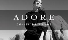 ADORE -2019 NEW YEAR CLEARANCE-(アドーア)のセールをチェック