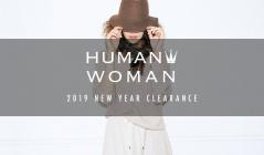 HUMAN WOMAN -2019 NEW YEAR CLEARANCE-(ヒューマンウーマン)のセールをチェック