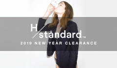 H/STANDARD -2019 NEW YEAR CLEARANCE-(アッシュ・スタンダード)のセールをチェック