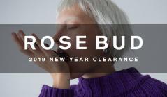 ROSE BUD -2019 NEW YEAR CLEARANCE-(ローズ バッド)のセールをチェック