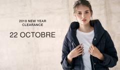 22 OCTOBRE -2019 NEW YEAR CLEARANCE-(ヴァンドゥー・オクトーブル)のセールをチェック