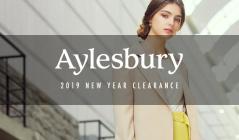 AYLESBURY -2019 NEW YEAR CLEARANCE-(アリスバーリー)のセールをチェック