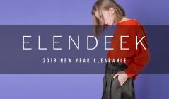 ELENDEEK -2019 NEW YEAR CLEARANCE-のセールをチェック