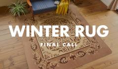 WINTER RUG -FINAL CALL-のセールをチェック