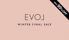EVOL -WINTER FINAL SALE-(イーボル)のセールをチェック