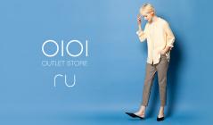 豊富なサイズ展開 OIOI OUTLET STORE-RU-のセールをチェック