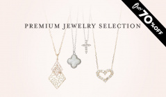 PREMIUM JEWELRY SELECTION -OVER70%OFF-のセールをチェック