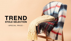 TREND STOLE SELECITON -SPECIAL PRICE -のセールをチェック