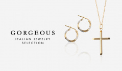 GORGEOUS -ITALIAN JEWELRY SELECTION-のセールをチェック
