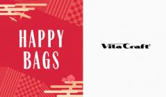 VITA CRAFT HAPPY BAG(ビタクラフト)のセールをチェック