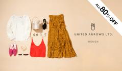UNITED ARROWS WOMEN -ALL80%OFF-(ユナイテッドアローズ)のセールをチェック