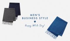 19I_02_8_MEN'S BUSINESS STYLEのセールをチェック