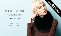 PREMIUM FUR SELECTION SEASON'S FINAL SALEのセールをチェック