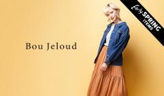 BOU JELOUD - EARLY SPRING -(ブージュルード)のセールをチェック