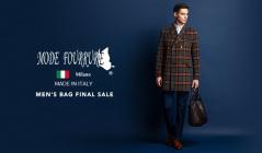 MEN'S MODE FOURRURE BAG FINAL SALE(モードフルーレ)のセールをチェック