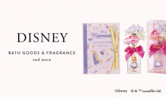 DISNEY BATH GOODS & FRAGRANCE and moreのセールをチェック