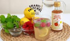 添加物・砂糖不使用のりんご酢ドリンク -SHANTI SWITCHEL-のセールをチェック