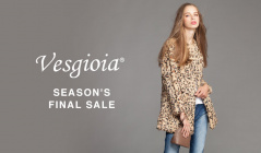VESGIOIA SEASON'S FINAL SALEのセールをチェック