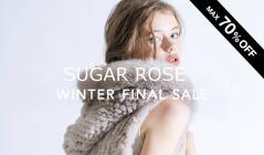SUGAR ROSE -FINAL WINTER SALE-(シュガーローズ)のセールをチェック